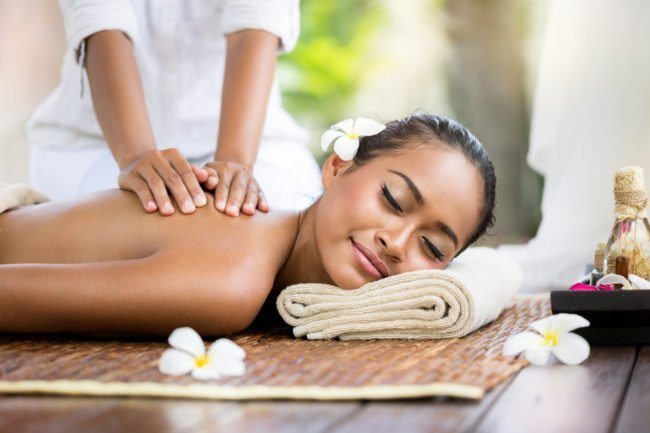 Spa massage ThipThai