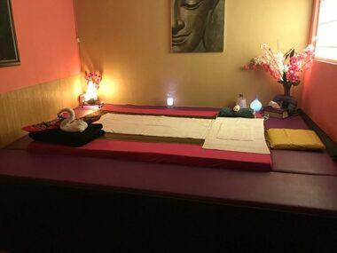 Einzel Massage Zimmer