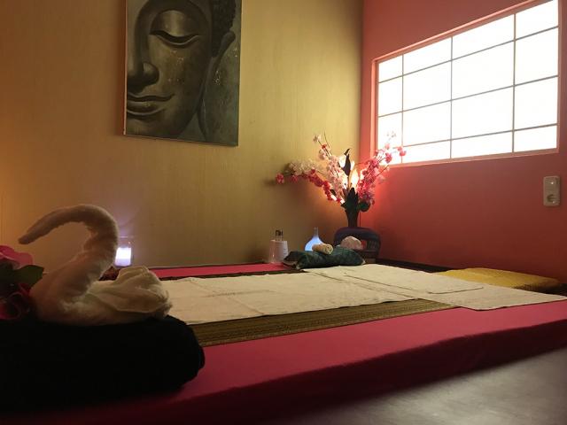 Thip Thai | Thaimassage in Köln Porz >> Einzel Massage Zimmer 1 - 01