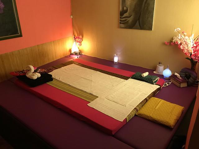 Thip Thai | Thaimassage in Köln Porz >> Einzel Massage Zimmer 1 - 03