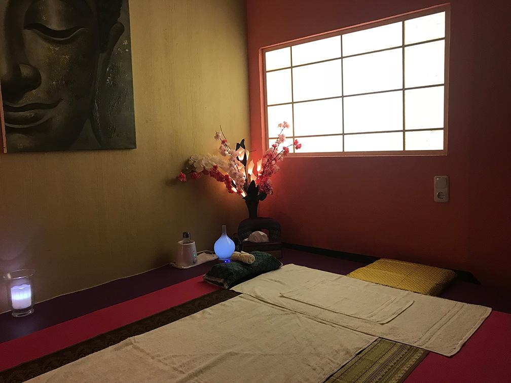 Thip Thai | Thaimassage in Köln Porz >> Einzelmassagezimmer 1 - Bild 04