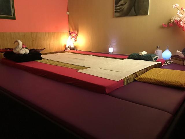 Thip Thai | Thaimassage in Köln Porz >> Einzelmassagezimmer 1 - Bild 06