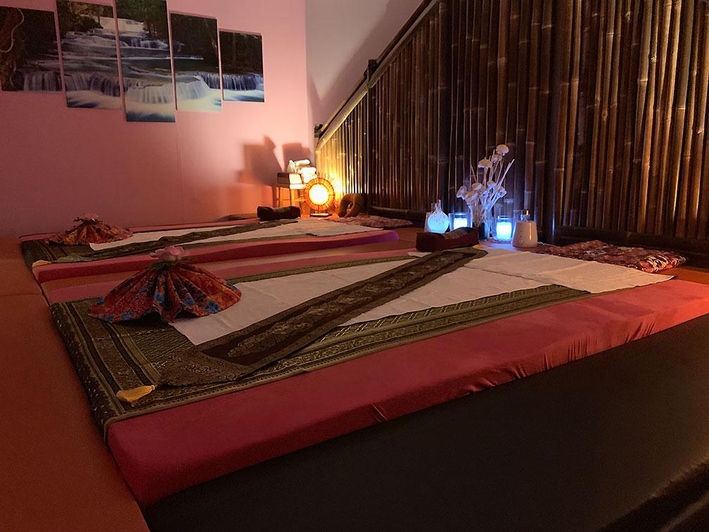 Thip Thai | Thaimassage in Köln Porz >> Paarmassagezimmer 2 - Bild 03