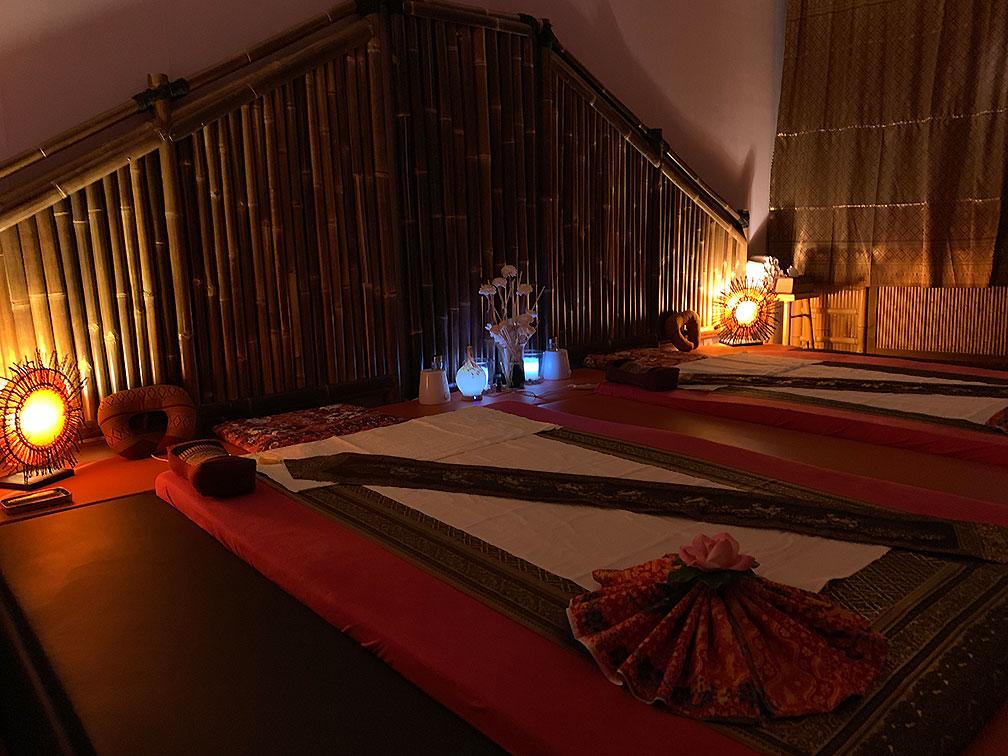 Thip Thai | Thaimassage in Köln Porz >> Paarmassagezimmer 2 - Bild 01