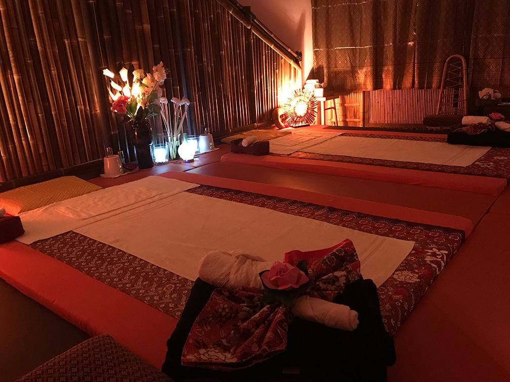 Thip Thai | Thaimassage in Köln Porz >> Paar Massage Zimmer 2 - 05