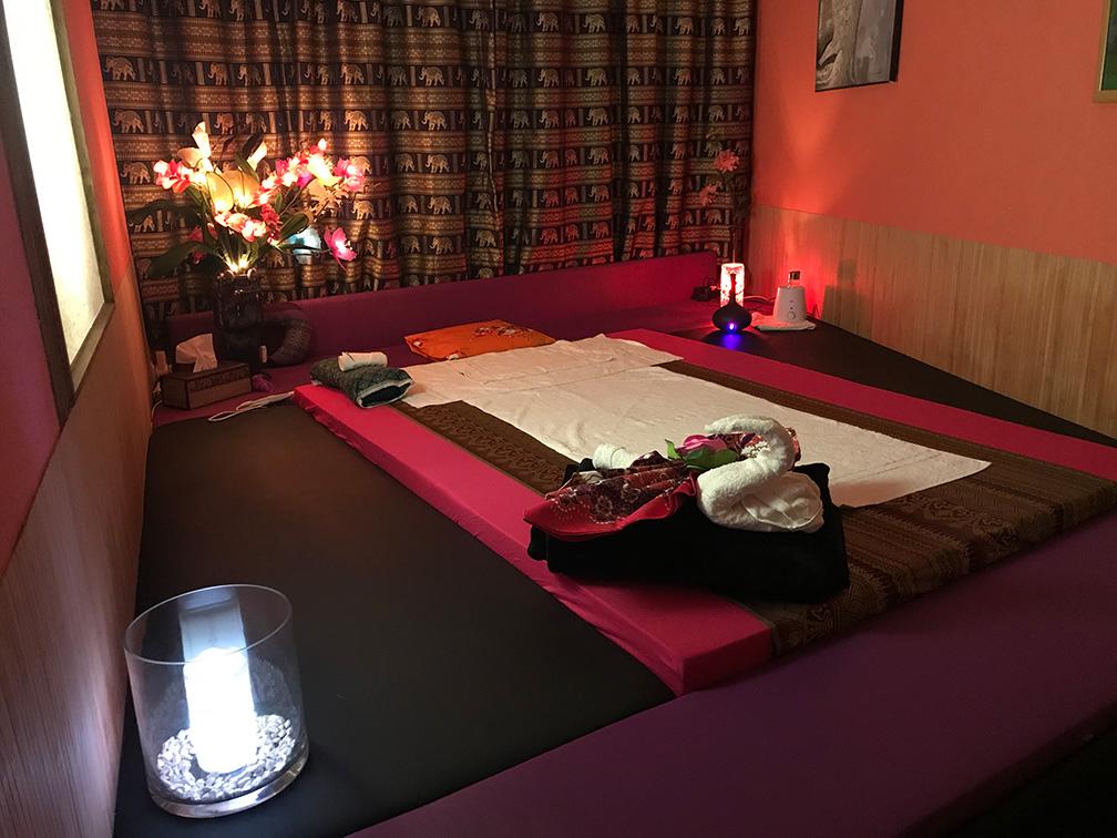 Thip Thai | Thaimassage in Köln Porz >> Einzelmassagezimmer 3 - Bild 03