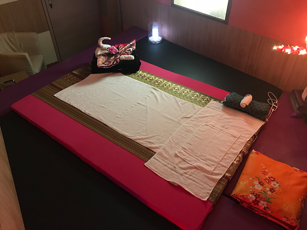 Thip Thai | Thaimassage in Köln Porz >> Einzelmassagezimmer 3 - Bild 04