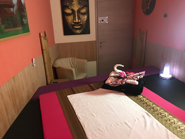 Thip Thai | Thaimassage in Köln Porz >> Einzelmassagezimmer 3 - Bild 05