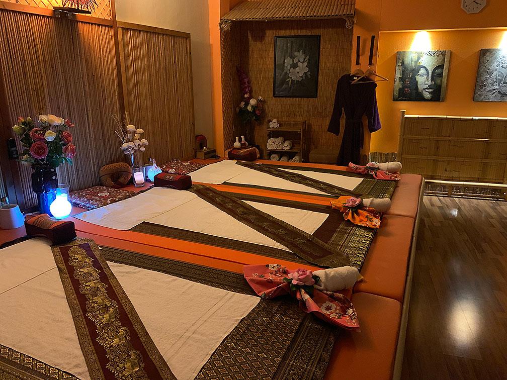 Thip Thai | Thaimassage in Köln Porz >> 3er Massage Zimmer 4 - Bild 01