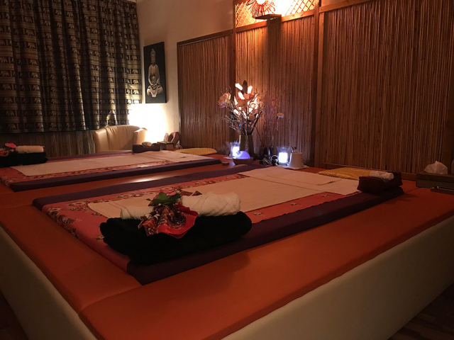 Thip Thai | Thaimassage in Köln Porz >> Paar Massage Zimmer 4 - 01