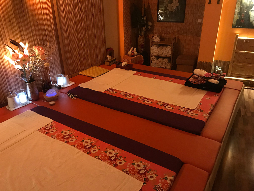 Thip Thai | Thaimassage in Köln Porz >> Paar Massage Zimmer 4 - 05