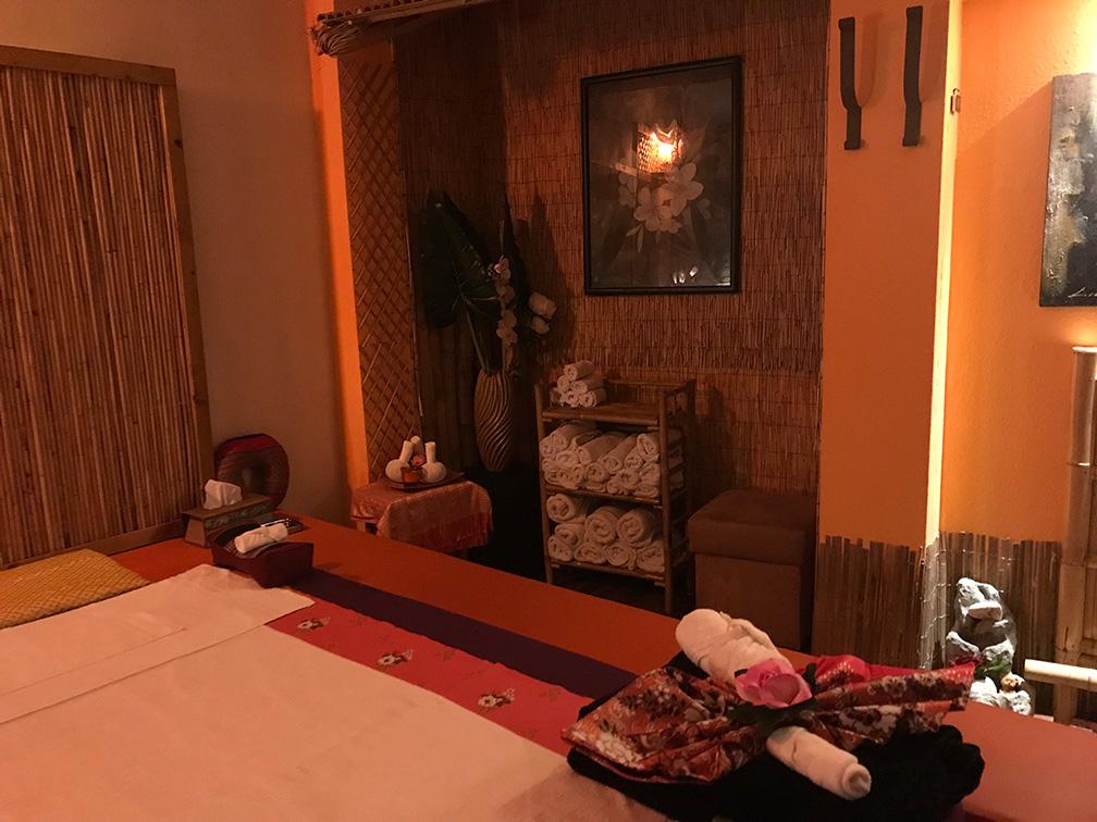 Thip Thai | Thaimassage in Köln Porz >> Paar Massage Zimmer 4 - 06