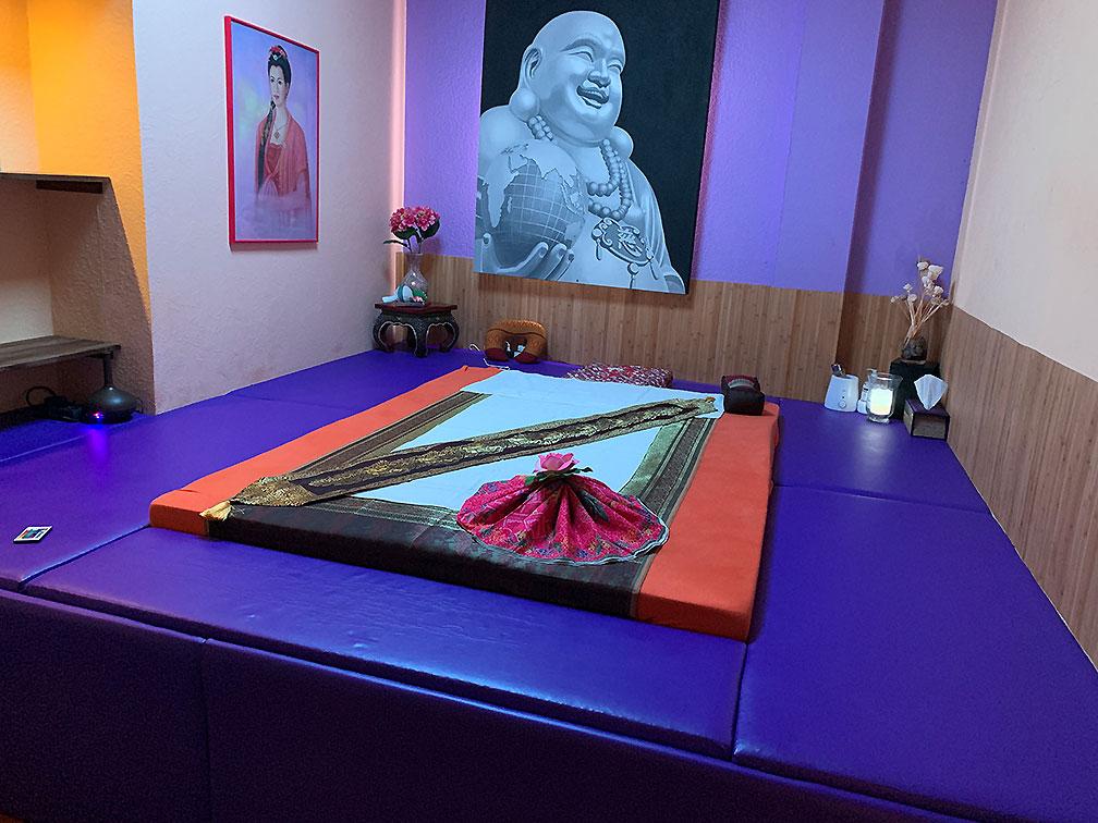 Thip Thai | Thaimassage in Köln Porz >> Einzelmassagezimmer 5 - Bild 01