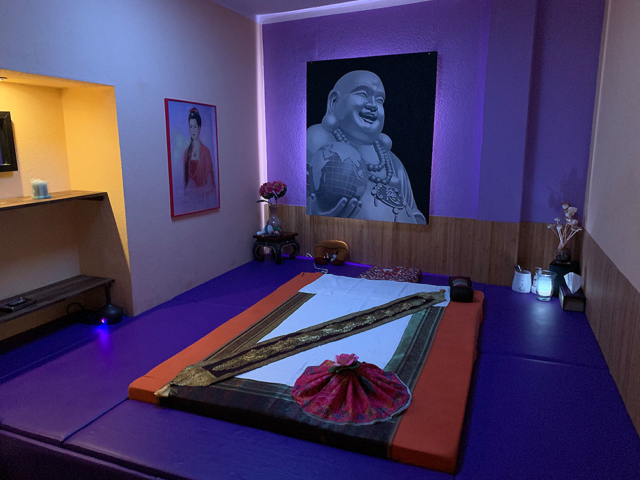 Thip Thai | Thaimassage in Köln Porz >> Einzelmassagezimmer 5 - Bild 05