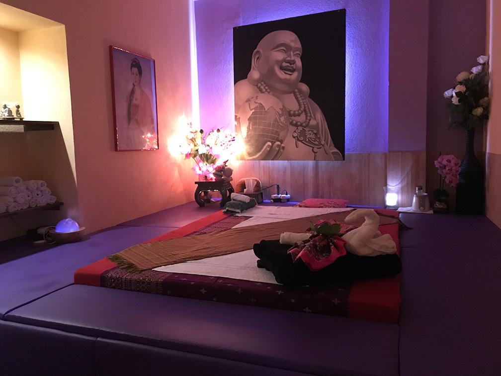 Thip Thai | Thaimassage in Köln Porz >> Einzel Massage Zimmer 5 - 02