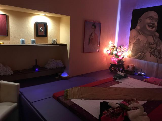 Thip Thai | Thaimassage in Köln Porz >> Einzelmassagezimmer 5 - Bild 02
