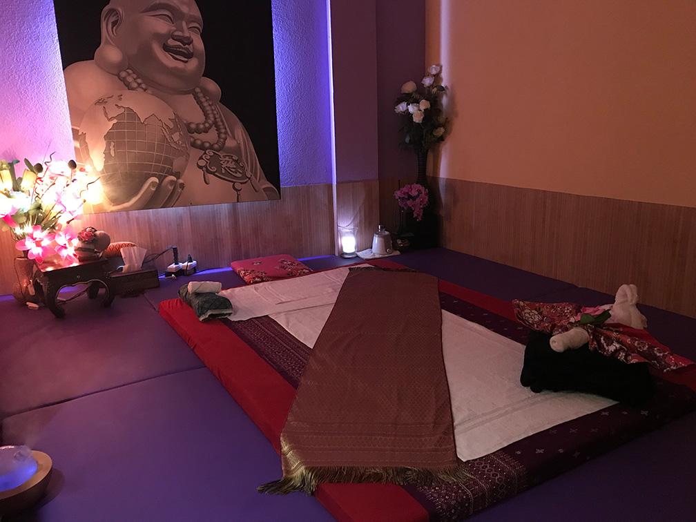 Thip Thai | Thaimassage in Köln Porz >> Einzel Massage Zimmer 5 - 04