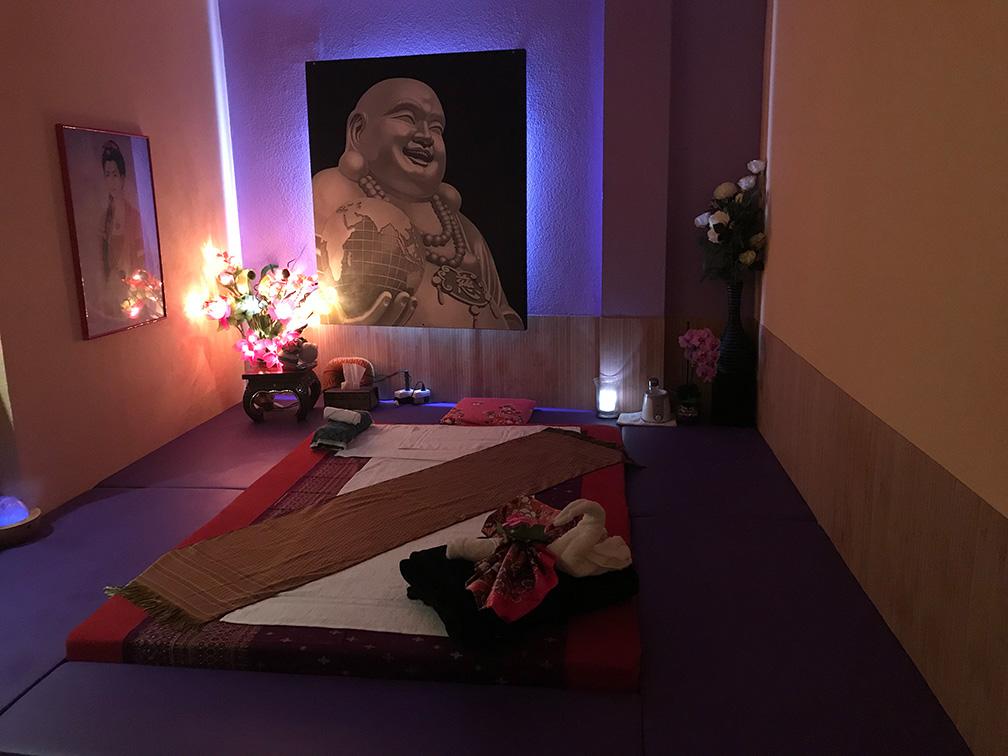 Thip Thai | Thaimassage in Köln Porz >> Einzel Massage Zimmer 5 - 06