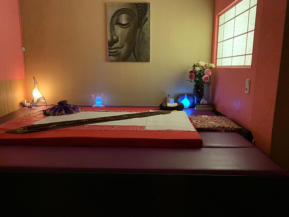 Thip Thai | Thaimassage in Köln Porz >> Einzelmassagezimmer 1 - Bild 01
