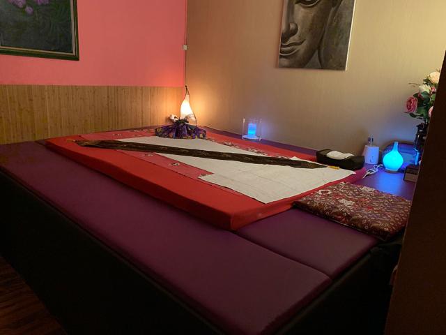 Thip Thai | Thaimassage in Köln Porz >> Einzelmassagezimmer 1 - Bild 02