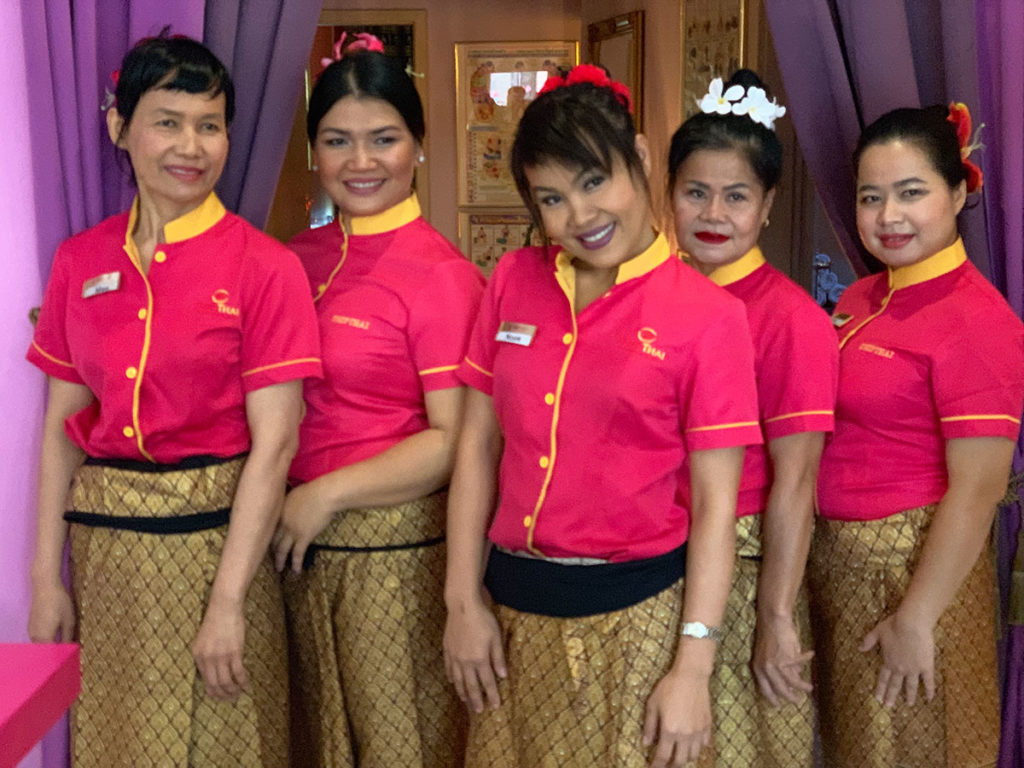 Thai girls köln