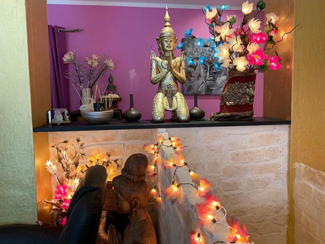 Thip Thai | Thaimassage in Köln Porz >> Warte- und Empfangsbereich Bild 1