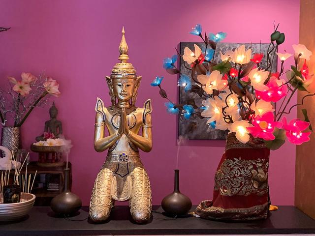 Thip Thai | Thaimassage in Köln Porz >> Warte- und Empfangsbereich Bild 4
